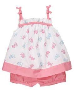 Gymboree Baby Girl Little Ballerina Swing Top 6 12 Mos