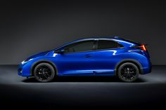 Honda has refreshed its Civic hatchback and Tourer models in Europe, both… Honda Civic Type R, 2015 Honda Civic, Honda Civic Hatchback, Volkswagen Golf, Peugeot, Automobile Magazine, Diesel, Best New Cars, Stars News