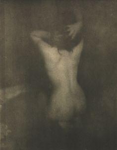 Dolor | Edward Steichen | 1879-1973 | Camera Work II, 1903 | 19.3 x 14.9 cm | Photogravure