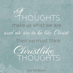 Ezra Taft Benson quote #lds #quotes