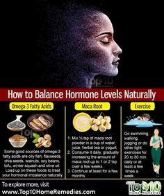 Home Remedies for Hormonal Imbalance