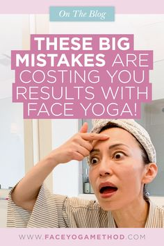 Face Tone, Face Exercises, Botox Injections, Workout Warm Up, Body Warmer, Facial Care, Wow Products, Yoga Poses, Anti Aging