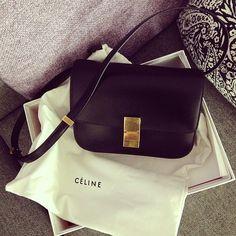 Céline bag, such a beauty! Fashion & beauty inspiration