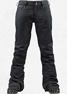 Burton- Full-time Flirt Snowboard Pant ..my new snow pants.