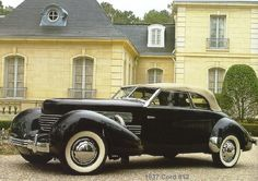 1937 Cord 812..Re-pin brought to you by agents of #Carinsurance at #HouseofInsurance in Eugene, Oregon