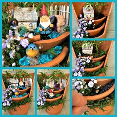 Garden gnomes have a long history and are a fun way to enjoy gardening. Learn about the history of gnomes and follow a simple tutorial on making a gnome home out of a broken pot.