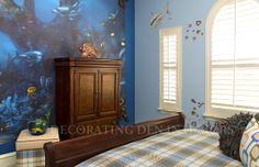 Room designed by Letha Siddons