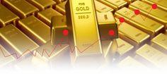 Altın fiyatları yeniden yükseliş trendine girdi.
