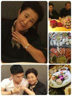 KIM JAEJOONG IN MOTHERS BIRTHDAYS