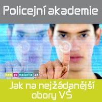 články jak se dostat na policejní akademii