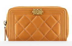 Check Out Chanel's Metiers d'Art 2016 Paris in Rome Wallets, WOCs and Small Leather Goods, Complete with Prices