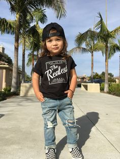 The Realest  Baby Shirts Baby Black Outfit by LittleGrungeClothing