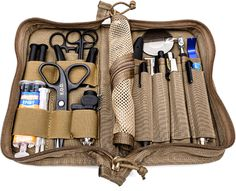 EOD Tool Kits for EOD and Bomb Technicians. Immediate Action Pouch is included in the 1st Line EOD Tool Kit