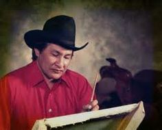 Will Sampson, Cree, actor, painter, rodeo performer. Passed away 1987