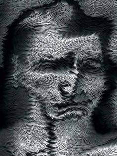 "Saatchi Art Artist Igor Bajenov; Photography, ""Obsessed! -portraits In Modern Art ... - Limited Edition 2 of 10"" #art"