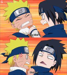 Naruto And Sasuke, Anime Naruto, Sakura Y Kakashi, Hinata, Naruto Team 7, Naruto Cute, Naruto Funny, Naruto Girls, Otaku Anime