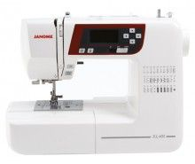 Visit our website for our entire selection of the latest Janome sewing machines at the best prices. Shop for sewing machines by Janome at Sew Essential. Modern Sewing Machines, Mollie Makes, Sewing Machine Reviews, Extension Table, Country Crafts, Janome, Love Sewing, Machine Embroidery, Competition