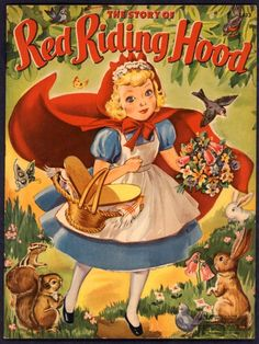 """The Story of Red Riding Hood"",  Merrill 1942"
