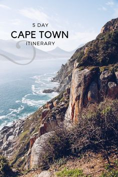 Cape Town itinerary for your perfect trip A comprehensive 5 day Cape Town itinerary. / Cape Town things to do / Visit South Africa, Cape Town South Africa, East Africa, Africa Destinations, Travel Destinations, Holiday Destinations, Uganda, Africa Travel, Where To Go