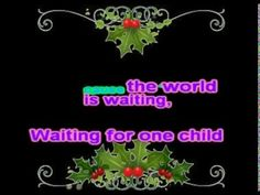 When A Child Is Born Karaoke,Thomascow Lyrics,Chords Violin Accessories, Lyrics And Chords, A Child Is Born, Karaoke Songs, Christmas Ideas, Youtube, Youtubers, Youtube Movies
