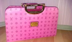 LV laptop case <3