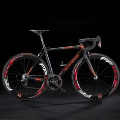 Pictures of the Guerciotti 2013 bikes.