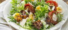 Pekonicaesarsalaatti | Pääruoat | Reseptit – K-Ruoka