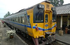 Seat61 is THE BEST SITE with tons of information on how to get around when you're traveling!!!!          A Special Express DRC train, as used from Bangkok to Chiang Mai or Bangkok to Surat Thani