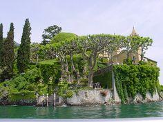 Villa Balbianello - Lake Como, Italy