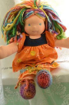 Bamboletta Cuddle Doll Natasha