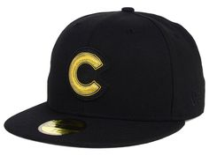 Chicago Cubs New Era MLB Beaded Logo 59FIFTY Cap