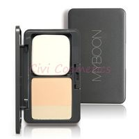 Pressed Powder for All Skin Brand Makeup Myboon Professional Beauty Cosmetics Face Care Concealer Makeup