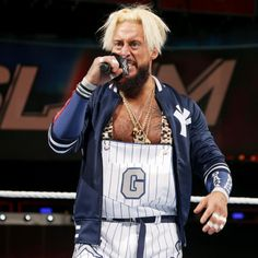 Enzo Amore & Big Cass vs. Chris Jericho & Kevin Owens: photos