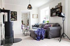 Casa de campo en el centro de Oslo http://decoratualma.blogspot.com.es/2013/09/casa-de-campo-en-el-centro-de-oslo.html