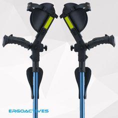 Ergobaum® Junior Crutches