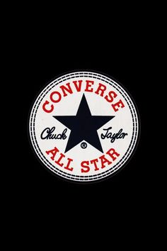 Converse. All Star. Chuck Taylor.