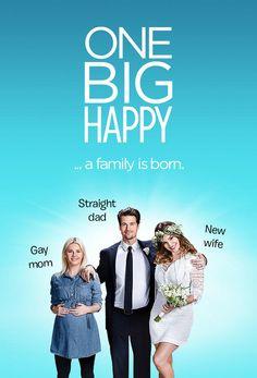 One Big Happy - TV show produced by Ellen