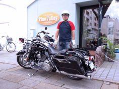 2012年8月16日  Harley FLHR  Roadking