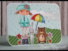 Such an Awesome card created by Nichol Magouirk using Simon Says Stamp Exclusives.