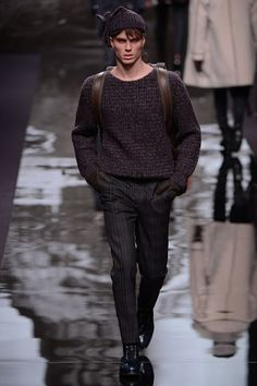 Louis Vuitton Men's Fall Winter 2013-2014 |In LVoe with Louis Vuitton