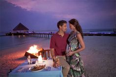 What would you choose if you were at #CocoBoduHithi or #CocoPalmDhuniKolhu tomorrow? - In-villa Champagne Breakfast, Romantic Moonlight Couple's Cruise, Couple's Spa Experience, Private Beach Dinner. #CocoLove #ValentinesDay