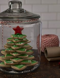 Publix DIY Cookie Tree in a Jar