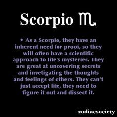 The Scorpio Evolution. A page dedicated to Scorpio, the sign of the Zodiac. Celebrate your sign & learn more about our complex nature and. Scorpio Traits, Scorpio Zodiac Facts, Scorpio Quotes, Scorpio Horoscope, Zodiac Quotes, Scorpio Personality, True Quotes, Emo Quotes, Horoscope Signs