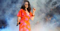 Nuevo disco de Lana Del Rey es número uno en la cartelera Billboard UK