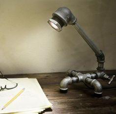 pipe lamp!