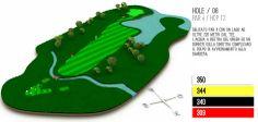 Hole 6 Golf Lignano