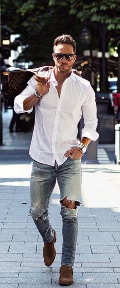 Mens Fashion Blog, Best Mens Fashion, Fashion Outfits, Men's Fashion, Fashion Ideas, Fashion Shoes, Fashion Clothes, Style Clothes, Modest Fashion