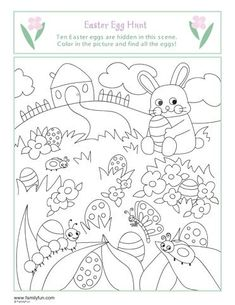 Coloring page - Eastern