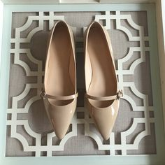 Beautiful Ivanka Trump Flats Perfect for work or casual, these nude flats are comfortable and easy! Ivanka Trump Shoes Flats & Loafers
