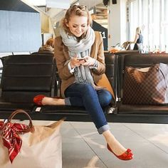Image result for traveling with longchamp neo
